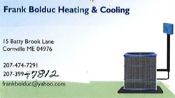 Frank Bolduc Heating & Cooling