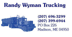 Randy Wyman Trucking