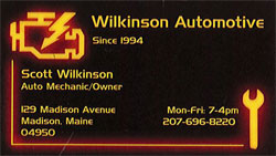 Wilkinso Automotive